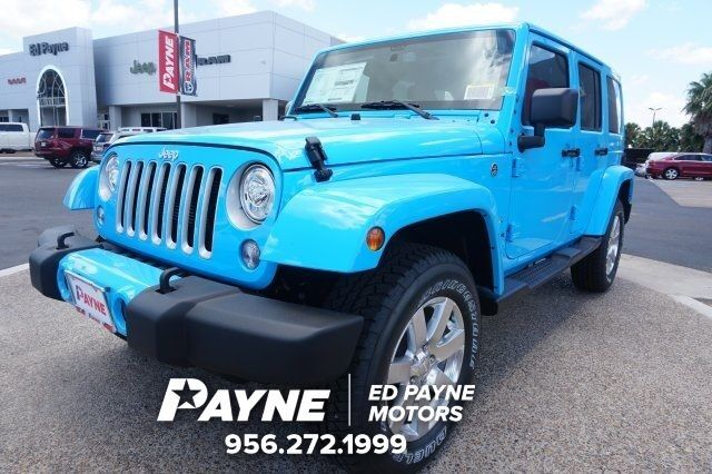 New Jeep Wrangler Unlimited Weslaco TX