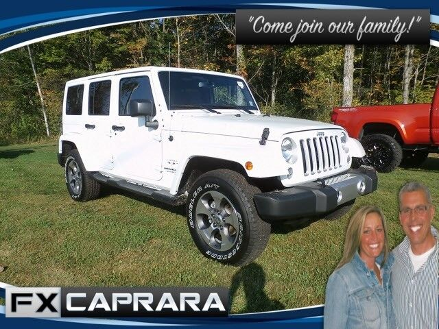 2017 Jeep Wrangler Unlimited Smoky Mountain Watertown NY