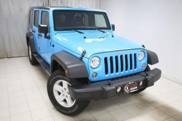 2017 Jeep Wrangler Unlimited Sport 4WD Avenel NJ
