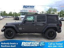 2017_Jeep_Wrangler Unlimited_Sport Auto, Air, Bluetooth, Power Group, More!_ Calgary AB