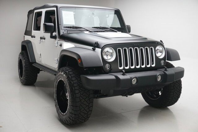 2017 Jeep Wrangler Unlimited Sport Hickory NC