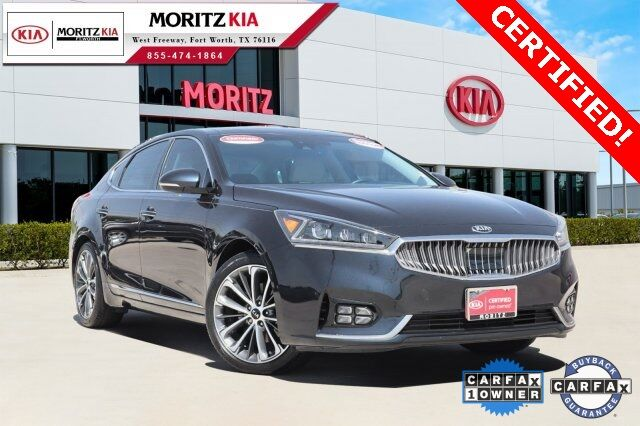 2017 Kia Cadenza Technology Fort Worth TX
