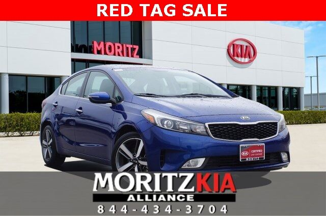 2017 Kia Forte EX Fort Worth TX