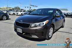 2017_Kia_Forte_LX / Automatic / Power Locks & Windows / Bluetooth / Back Up Camera / Cruise Control / Block Heater / 38 MPG / 1-Owner_ Anchorage AK