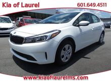 2017_Kia_Forte_LX_ Laurel MS