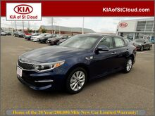 2017_Kia_Optima_EX_ Waite Park MN