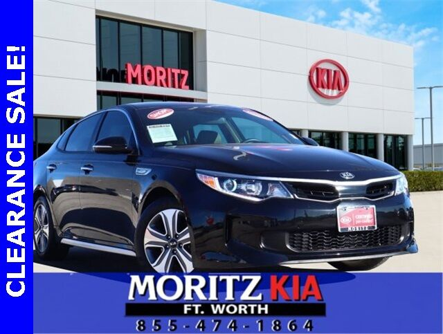 2017 Kia Optima Hybrid EX Fort Worth TX