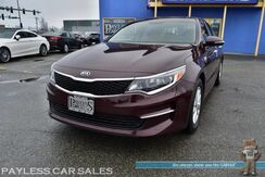 2017_Kia_Optima_LX / Automatic / Power Driver's Seat / Bluetooth / Back Up Camera / Cruise Control / Only 15k Miles / 36 MPG_ Anchorage AK
