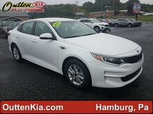 2017_Kia_Optima_LX_ Hamburg PA