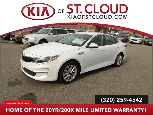 2017 Kia Optima LX Waite Park MN