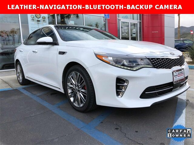 2017 Kia Optima Sxl Palm Springs Ca