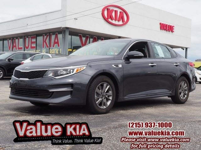 2017 Kia Optima Turbo Philadelphia PA