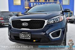 2017_Kia_Sorento_LX / AWD / 3.3L V6 / Automatic / Bluetooth / Back-Up Camera / Cruise Control / 3rd Row / Seats 7 / Block Heater / 25 MPG / 1-Owner_ Anchorage AK
