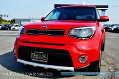 2017_Kia_Soul_+ / Automatic / Navigation / Harman Kardon Speakers / Bluetooth / Back-Up Camera / Cruise Control / 30 MPG / 1-Owner_ Anchorage AK