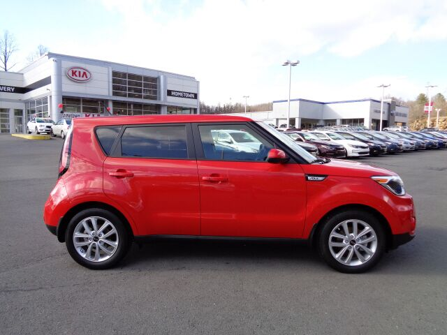 2017 Kia Soul + Mount Hope WV