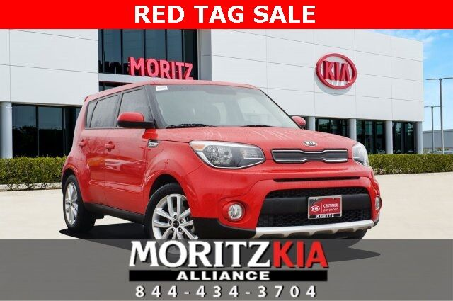 2017 Kia Soul Plus Fort Worth TX