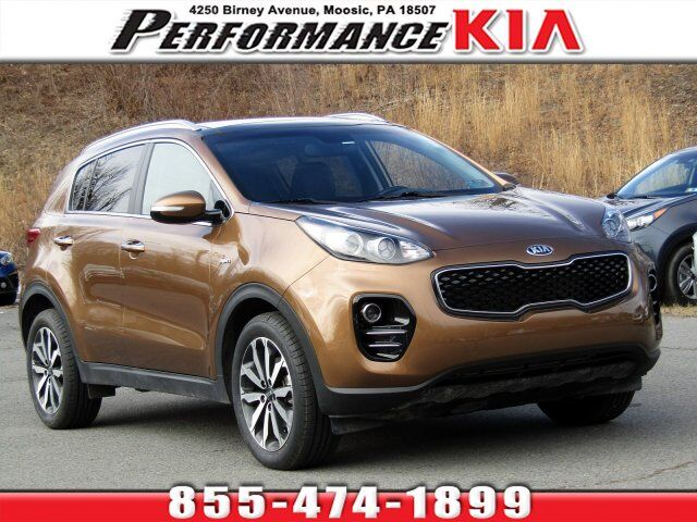 2017 Kia Sportage EX Moosic PA