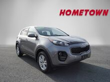2017_Kia_Sportage_LX AWD_ Mount Hope WV