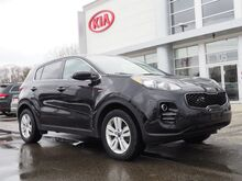 2017_Kia_Sportage_LX_ Boston MA