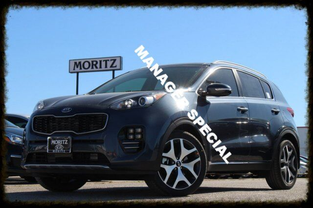 2017 Kia Sportage SX Turbo Fort Worth TX