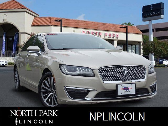 2017 Lincoln Mkz Hybrid Select San Antonio Tx