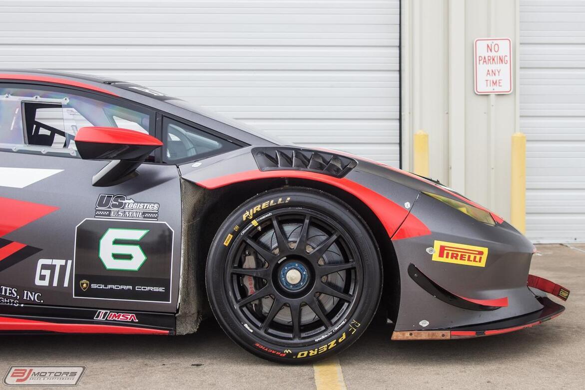 2017 Lamborghini Huracan Super Trofeo Race Car Tomball TX