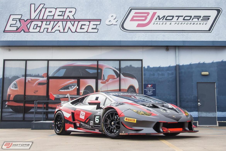 2017 lamborghini huracan super trofeo race car tx 27670541