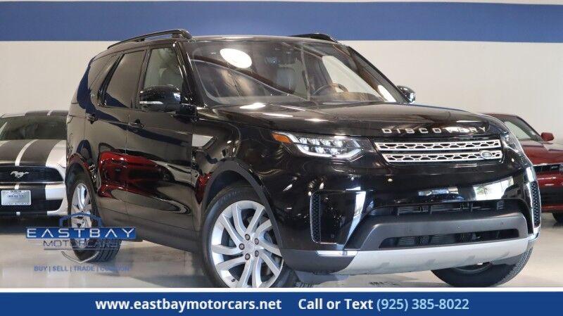 2017 Land Rover Discovery HSE Dublin CA