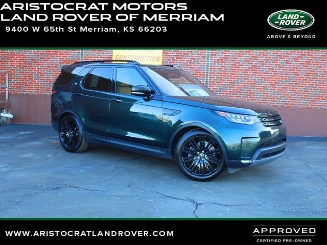 2017 Land Rover Discovery HSE Luxury Kansas City KS