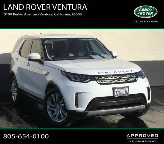 Used 2017 Land Rover Range Rover Sport Sdv6 Hse For Sale: 2017 Land Rover Discovery HSE Ventura CA 19011167