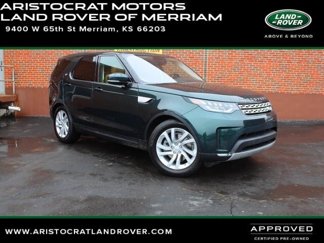 2017 Land Rover Discovery HSE Kansas City KS