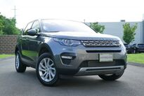 Land Rover Discovery Sport HSE 4WD 2017
