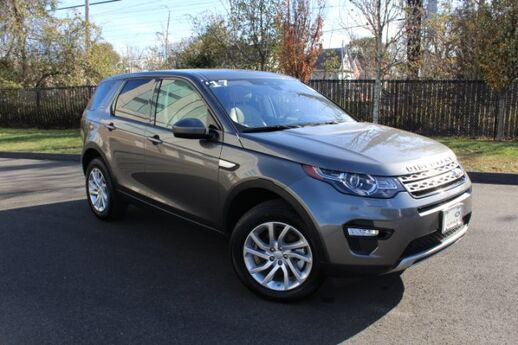 2017 Land Rover Discovery Sport HSE 4WD Fairfield CT