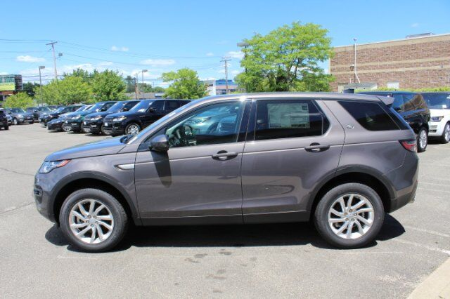 2017 land rover discovery sport hse 4wd fairfield ct 16371247. Black Bedroom Furniture Sets. Home Design Ideas