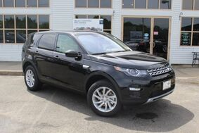 2017_Land Rover_Discovery Sport_HSE 4WD_ Fairfield CT
