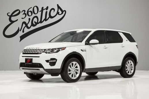 2017 Land Rover Discovery Sport HSE Austin TX