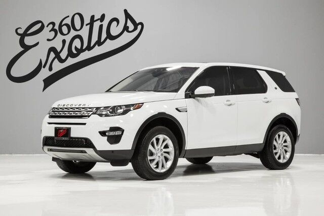 2017_Land Rover_Discovery Sport_HSE_ Austin TX
