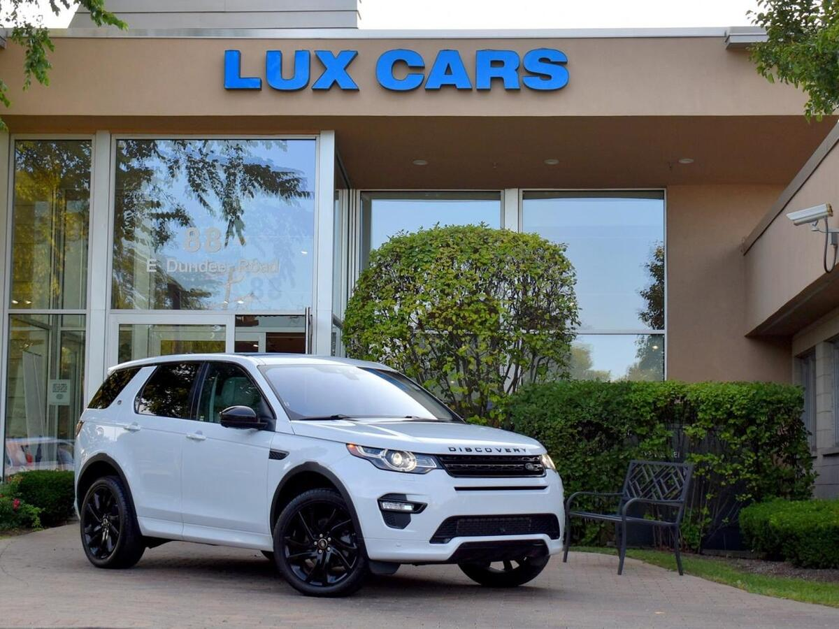 2017_Land Rover_Discovery Sport_HSE Dynamic Design PKG Panoroof 4WD MSRP $53,663_ Buffalo Grove IL