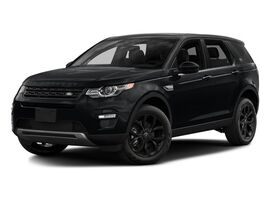 2017_Land Rover_Discovery Sport_HSE_ Tacoma WA