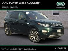 2017_Land Rover_Discovery Sport_HSE Luxury_ Clarksville MD