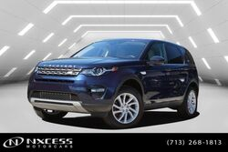 Land Rover Discovery Sport HSE Navigation Panoramic Roof Backup Camera! 2017