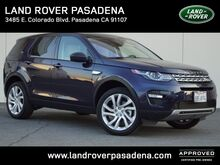 2017_Land Rover_Discovery Sport_HSE_ Pasadena CA
