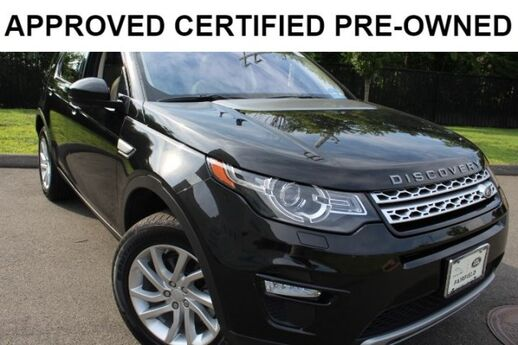 2017 Land Rover Discovery Sport HSE Fairfield CT