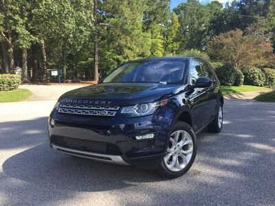 2017_Land Rover_Discovery Sport_HSE_ Charleston SC
