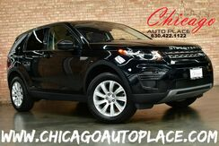 2017_Land Rover_Discovery Sport_SE - 2.0L I4 TURBOCHARGED ENGINE 4 WHEEL DRIVE NAVIGATION BACKUP CAMERA KEYLESS GO BLACK LEATHER MERIDIAN AUDIO 3RD ROW SEATS_ Bensenville IL