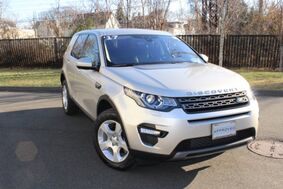 2017_Land Rover_Discovery Sport_SE 4WD_ Fairfield CT