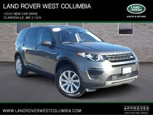 2017_Land Rover_Discovery Sport_SE_ Clarksville MD