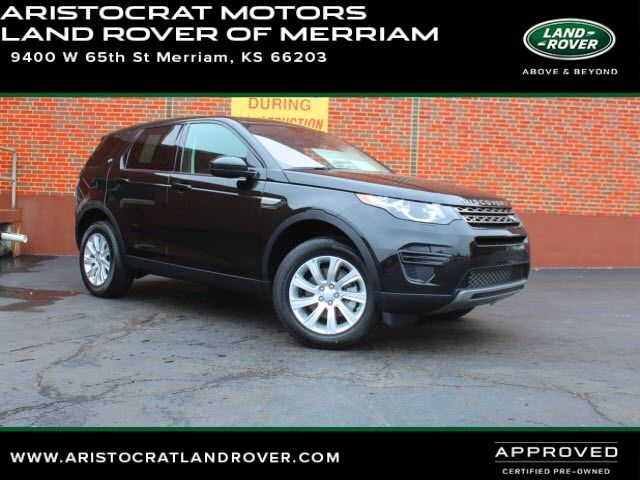 2017 land rover discovery sport se merriam ks 19281348 for Aristocrat motors mercedes benz