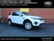 2017_Land Rover_Discovery Sport_SE_ Kansas City KS