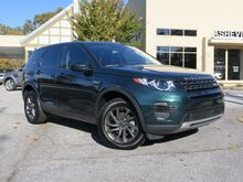 2017_Land Rover_Discovery Sport_SE_ Asheville NC